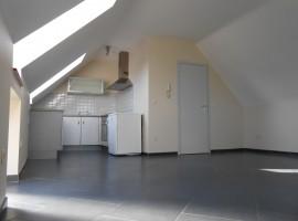 """Superbe appartement (1 ch.) """"eco-friendly"""" ! Idéal pour personne seule."""