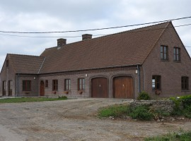 Maison de style fermette (2004) - environnement rural !